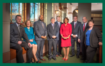 Photo of Board of Supervisors 2016-2019