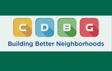 Image of Community Development Block Grant Logo