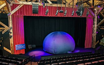 Planetarium at Franklin Park Arts Center