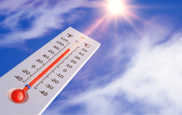Image of Hot Thermometer