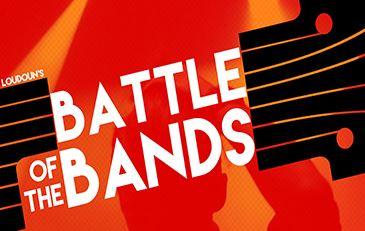 2019 Battle of Bands graphic
