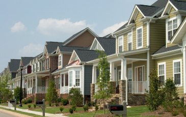 Image of single-family homes