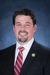 Photo of Catoctin District Supervisor Caleb A. Kershner