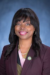 Photo of Broad Run District Supervisor Sylvia R. Glass