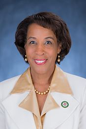 Photo of Board of Supervisors Chair Phyllis Randall