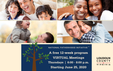 Image of information about fatherhood program
