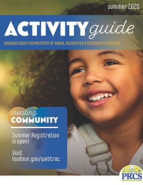 Summer Activity Guide Cover 2020