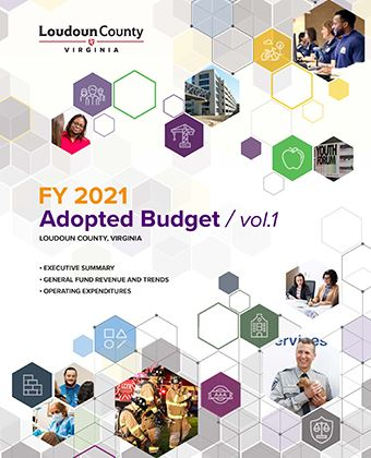 Link to FY 2021 Adopted Budget - Volume One 1