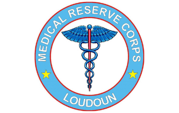Image of Loudoun Medical Reserve Corps Logo