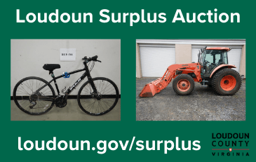 Image of items for sale in surplus auction