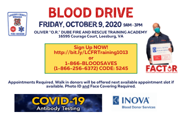 FACTR Blood Drive NF 10-9-20