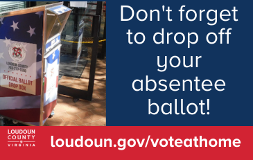 Image of Don't Forget to Return Your Absentee Ballot