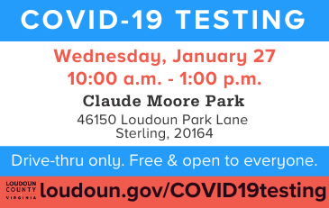 Link to COVID-19 Testing Information