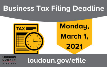 Link to tax filing portal