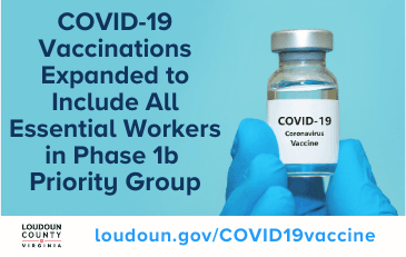 Link to information about COVID-19 vaccinations