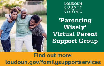 Link to information about a parent support program