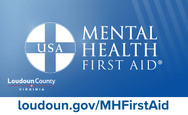 Link to information about Mental Health First Aid classes