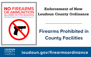 NewsFlash - Firearms Ordinance