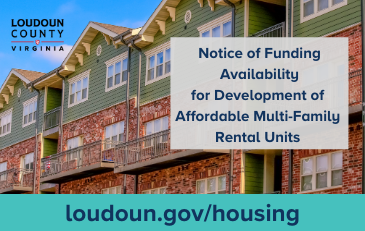 Link to information about Loudoun County housing programs