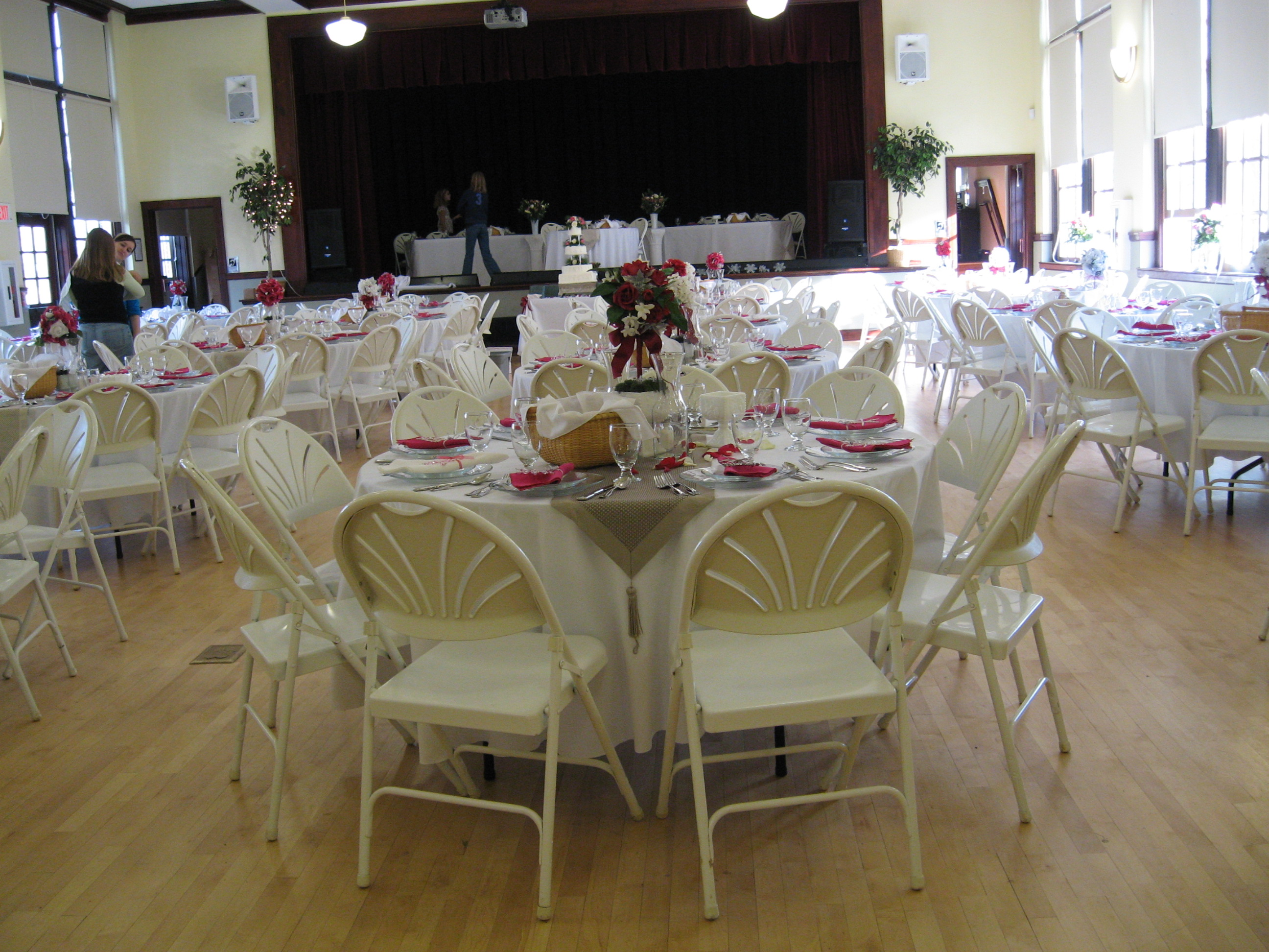 Grand Hall Wedding