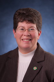 photo of supervisor suzanne volpe