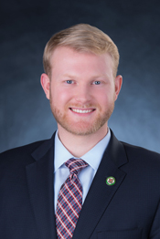 Photo of Broad Run District Supervisor Ron Meyer