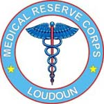 image of medical reserve corps logo