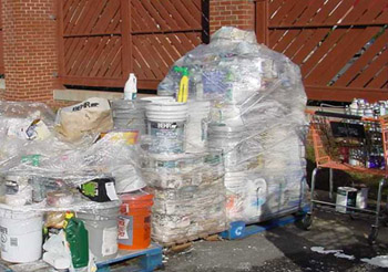 Hazardous Waste Generated by Businesses
